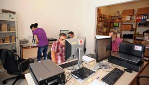 Digitalización de fondos de la FEDAC