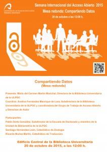 Acceso abierto en la Biblioteca Universitaria de Las Palmas de Gran Canaria