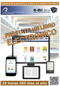 eBUlibros, nueva plataforma de libros electrónicos de la Biblioteca Universitaria de Las Palmas de Gran Canaria