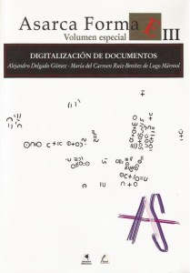 Asarca publica Digitalización de documentos y metadatos para documentos digitalizados