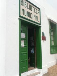 Playa Blanca Library
