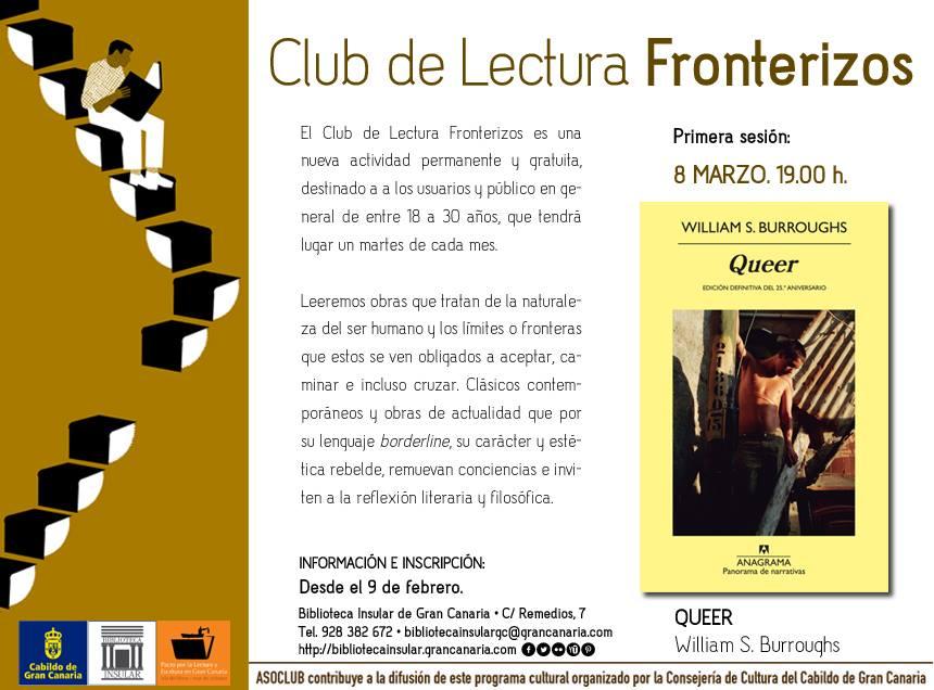 CLUB DE LECTURA FRONTERIZOS