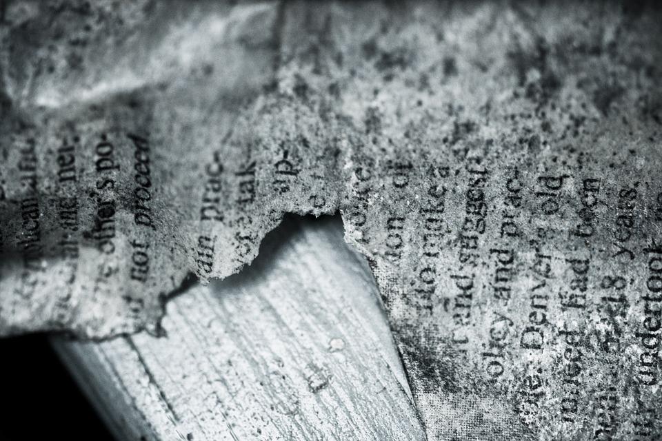 Restauración de documentos antiguos en la isla de La Palma