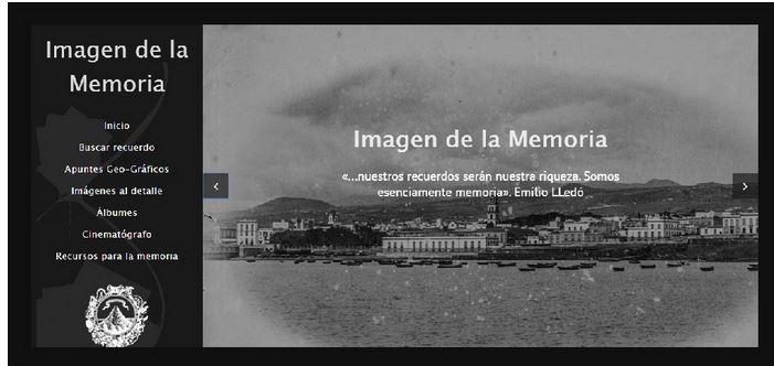 Imagen de la memoria, archivo fotográfico de la RSEAP de Tenerife