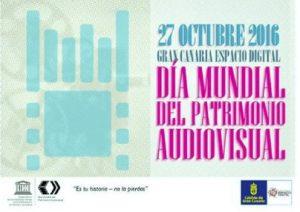 Día Internacional del Patrimonio Audiovisual