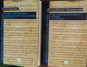 Presentación de la colección Biblioteca de Archivística y Documentación