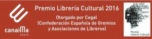 El Premio Librería Cultural 2016 para Canaima, una librería grancanaria
