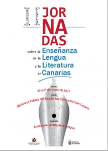 La BPE en Las Palmas acoge las II Jornadas sobre la Enseñanza de la Lengua y la Literatura en Canarias