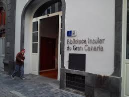 Prevista para abril la inauguración de la ampliación de la Biblioteca Insular de Gran Canaria
