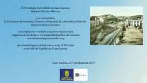 Nueva web del Archivo de fotografía histórica de Canarias